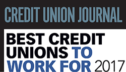 The Credit Union Journal - Best Credit Unions to Work For